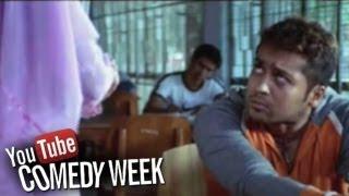 Nuvvu Nenu Prema - Surya Funny Ragging to Bhoomika
