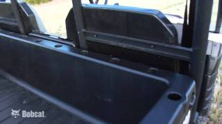 2. Bobcat Utility Vehicle (UTV) Walkaround