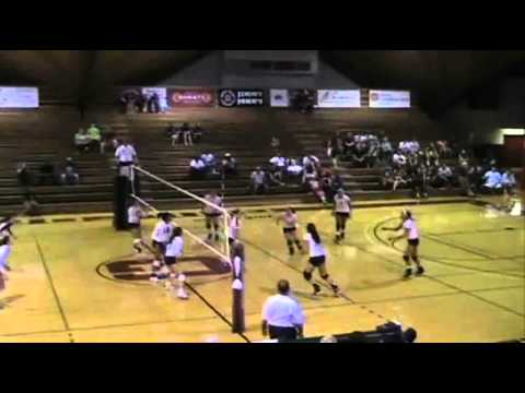 Volleyball vs. Ferrum 9-5-12