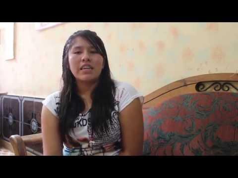 Mosoj Yan's student Sandra on how Sustainable Bolivia supports her future