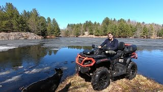 5. My New 2019 Can-Am Outlander Max XT 850 Specs & Features