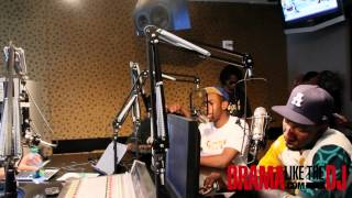 DJ Drama Interviews Odd Future (Part 1)