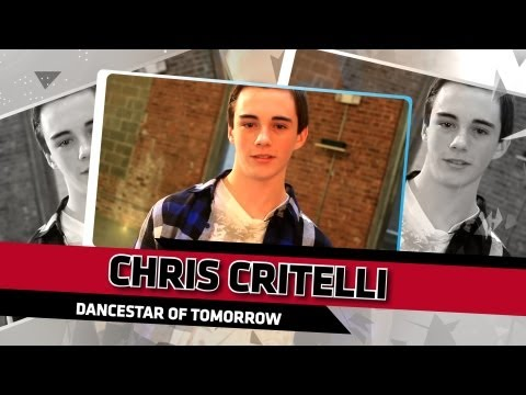 DanceStar of Tomorrow - Chris Critelli