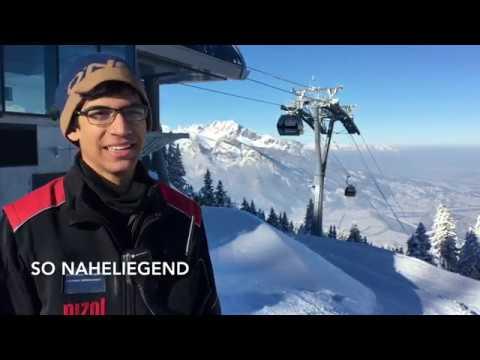 #WinterExperten - Seilbahntechniker Emmanuel