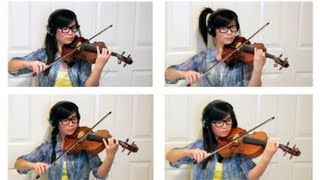Banana Song Violin Cover YouTube video