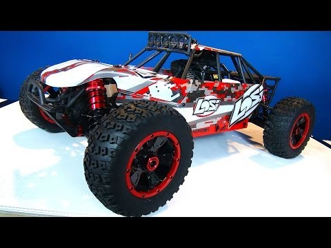 RC ADVENTURES - Losi DBXL 4x4 Buggy - Unboxing (Gas Powered, 1/5th Scale Desert Buggy XL)