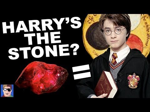 Harry IS The Philosopher's Stone | Harry Potter Theory
