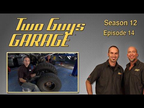 Optimizing your Lifted Truck | Two Guys Garage | Season 12 | Episode 14