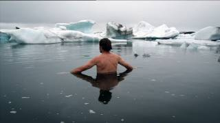 The Ice Man Takes A Cold Dip