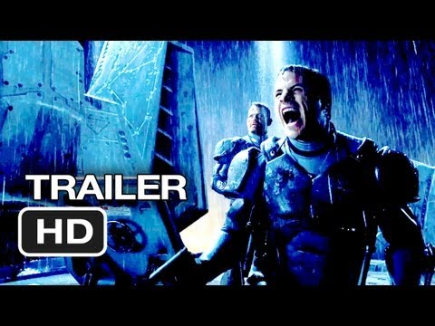 RIM - Subscribe to TRAILERS: http://bit.ly/sxaw6h Subscribe to COMING SOON: http://bit.ly/H2vZUn Like us on FACEBOOK: http://goo.gl/dHs73 Pacific Rim Official Trai...
