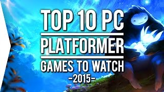 Platformer games are all about movement and there are always more innovations in how we can discover a new world! Best you double jump up to this platform an...