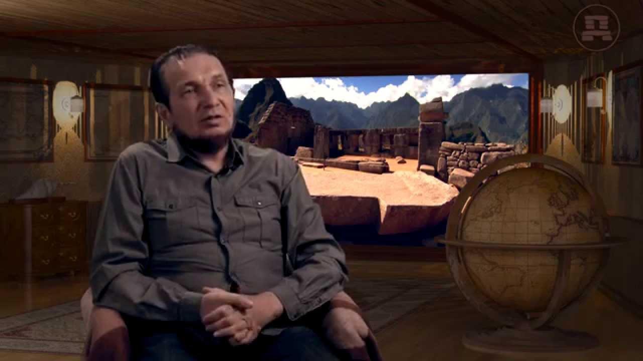 Смотреть онлайн: Загадки Перуанской цивилизации – Пунский кратер. Вадим Чернобров