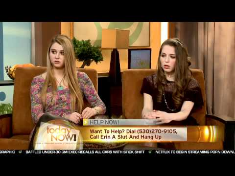 Missing Teen s Friends Go On TV To Plead For Her