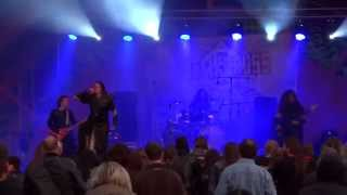 Video Welicoruss on Under Dark Moon Festival 2014 (24/05/14)