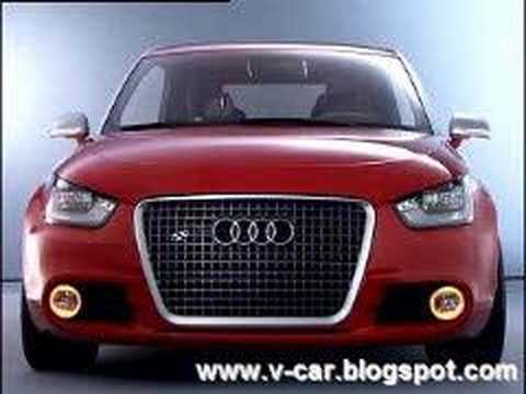 Audi Metroproject Quattro Clips