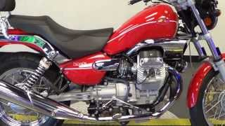 3. 2008 MOTO GUZZI NEVADA 750-ONE OWNER-LOW MILES-UPGRADES-PRISTINE