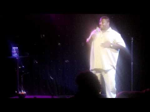 Louie Bruce Showcasing @King's Comedy Room inThe Rio Las Vegas 4 8 12 001