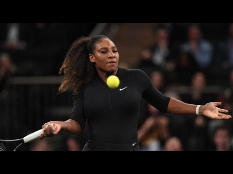 Serena Williams vs Shuai Zhang - Tiebreak Tens 2018