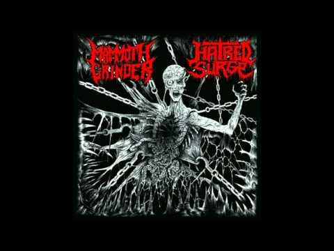 Mammothgrinder Hatred Surge - Split