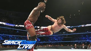 Video Daniel Bryan vs. Shelton Benjamin: SmackDown LIVE, June 12, 2018 MP3, 3GP, MP4, WEBM, AVI, FLV Juni 2018