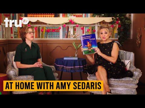 At Home With Amy Sedaris - Peg's Disturbing Book for Children (Clip) | truTV
