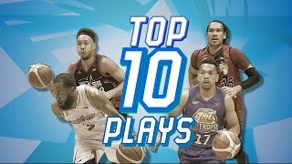 Top 10 Plays - Week 2 | PBA Philippine Cup 2019