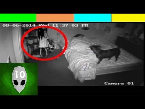 Camera CCTV quay được  Chứng Minh Ma có thật %  Chilling videos