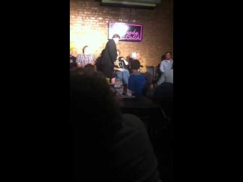 Comedy catch chattanooga 11/16/12