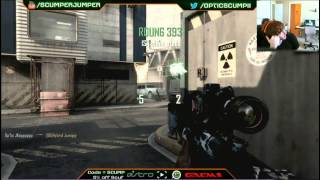 Scump accuses Complexity of cheating