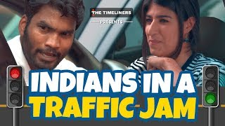 Video Indians In A Traffic Jam | The Timeliners MP3, 3GP, MP4, WEBM, AVI, FLV Januari 2018
