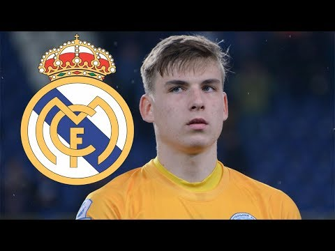 Andriy Lunin ● Best Saves Compilation (Real Madrid,Liverpool,Man City,Real Sociedad transfer target)