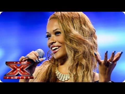 TheXFactorUK - Tamera Foster originally auditioned in the room as one half of Silver Rock. But, having gone through to the arena round as a soloist, can she make an impress...