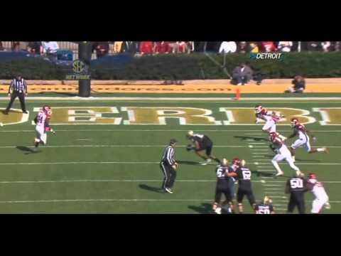 Jordan Matthews vs Florida & Arkansas 2011 video.