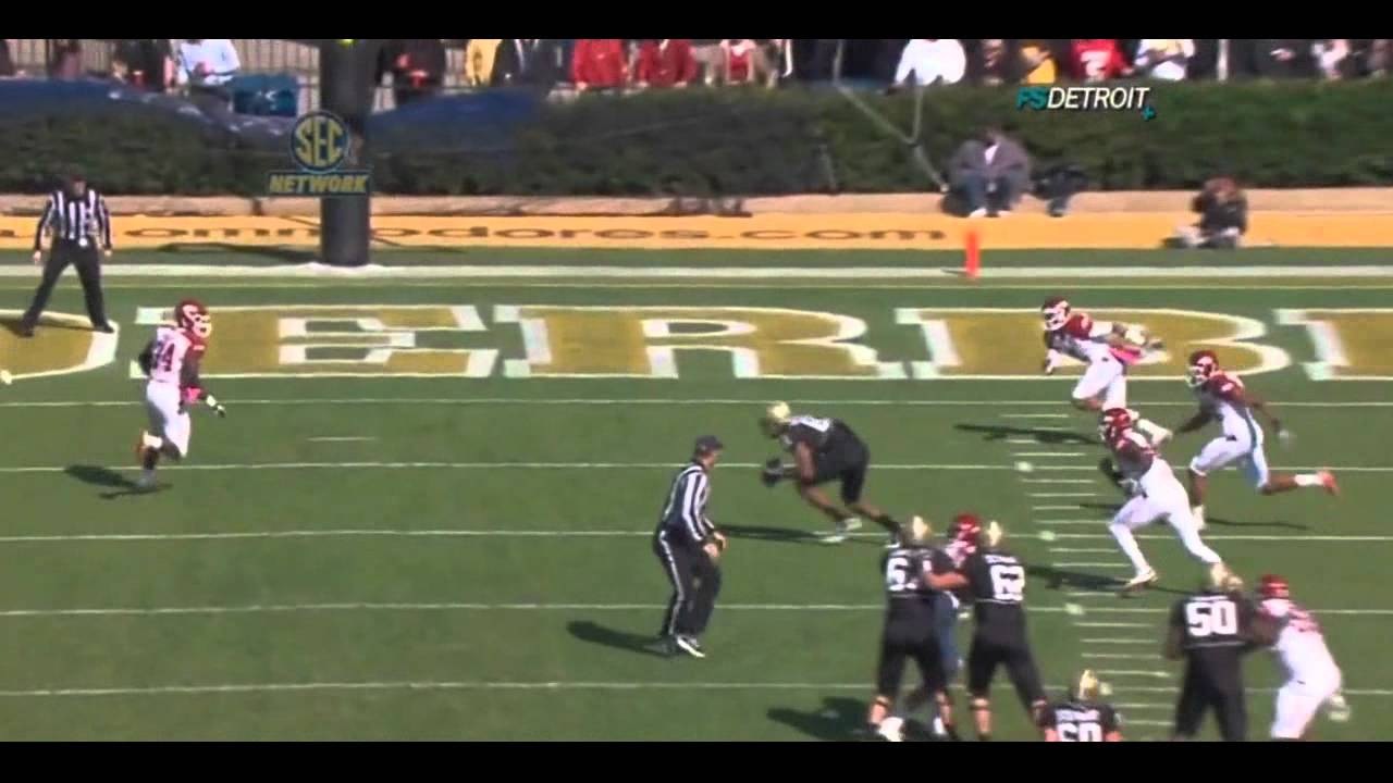 Jordan Matthews vs Florida & Arkansas (2011)