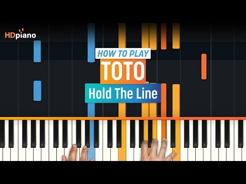 "How To Play ""Hold The Line"" By Toto 