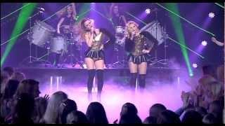 Teele & Tuuli & Ula - Ring The Alarm (Eesti NF 2013)