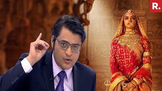 Video Padmavati Row: Deepika Padukone TROLLED, Theatre Vandalized | The Debate With Arnab Goswami MP3, 3GP, MP4, WEBM, AVI, FLV November 2017