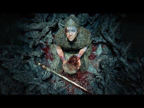 Прохождение Hellblade: Senua's Sacrifice — Часть 12: Босс: Хель [ФИНАЛ]