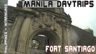 Santiago Philippines  city photo : Manila Philippines Fort Santiago Intramuros