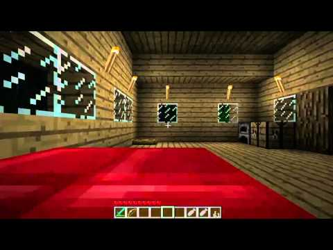 The Lost Wolf Part 1 (Minecraft Custom Map)