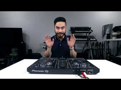 Pioneer DJ DDJ-RB Talkthrough Review