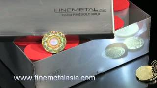 Finemetal China Gold Tael