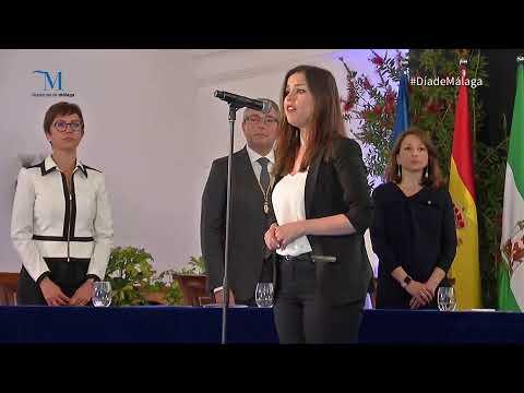 Acto institucional Día de Málaga en Rincón de la Victoria