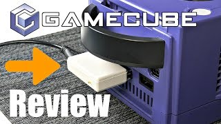 Gamecube HDMI adapter, no mods required, apparently lag free