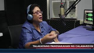 Episode 32 with PRDP Monitoring and Evaluation Unit Head Rosalinda Alonzosana