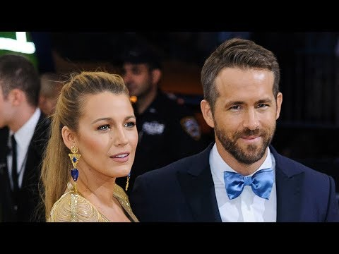 Ryan Reynolds LAUGHS OFF Blake Lively Breakup Rumors In The Best Way Possible