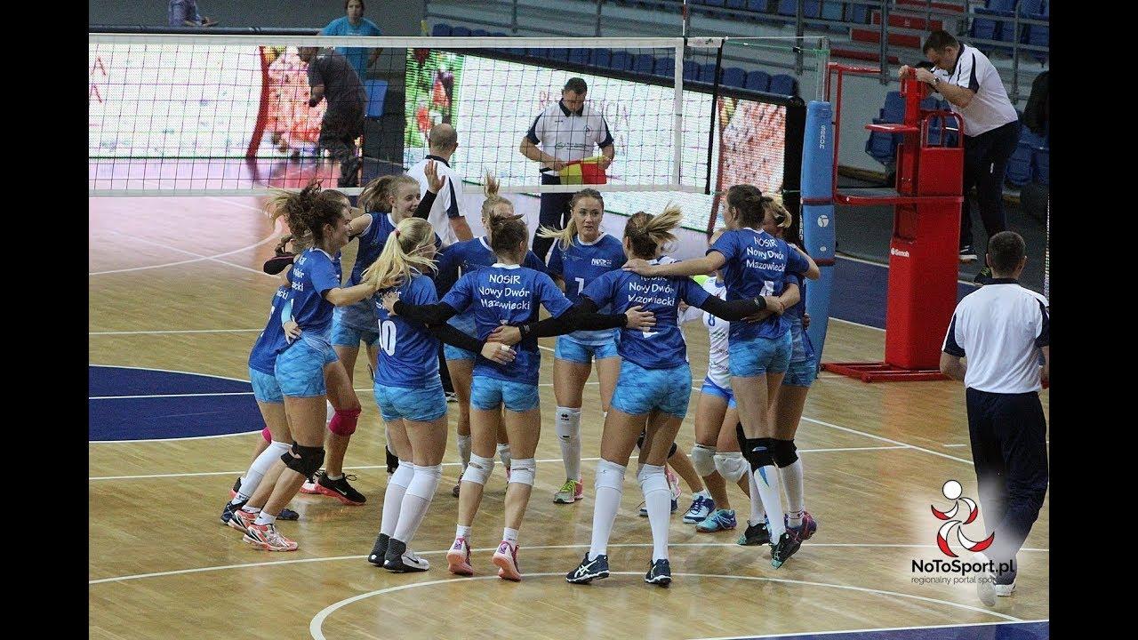 Transmisja z turnieju Pucharu Polski w siatkówce kobiet