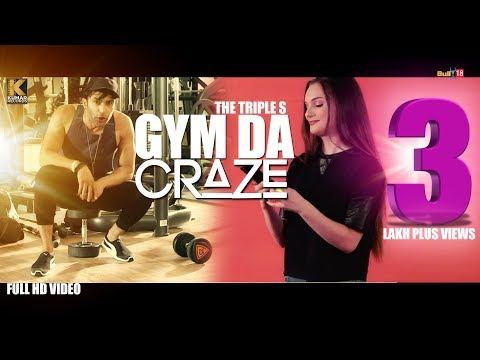 Gym Da Craze Punjab video song