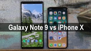 Video Samsung Galaxy Note 9 vs iPhone X: The Winner Is Revealed MP3, 3GP, MP4, WEBM, AVI, FLV Oktober 2018