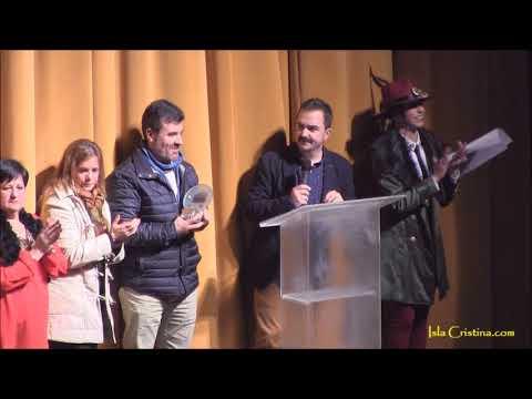"Entrega Premio ""ACI"" Gran Vías de Oro"